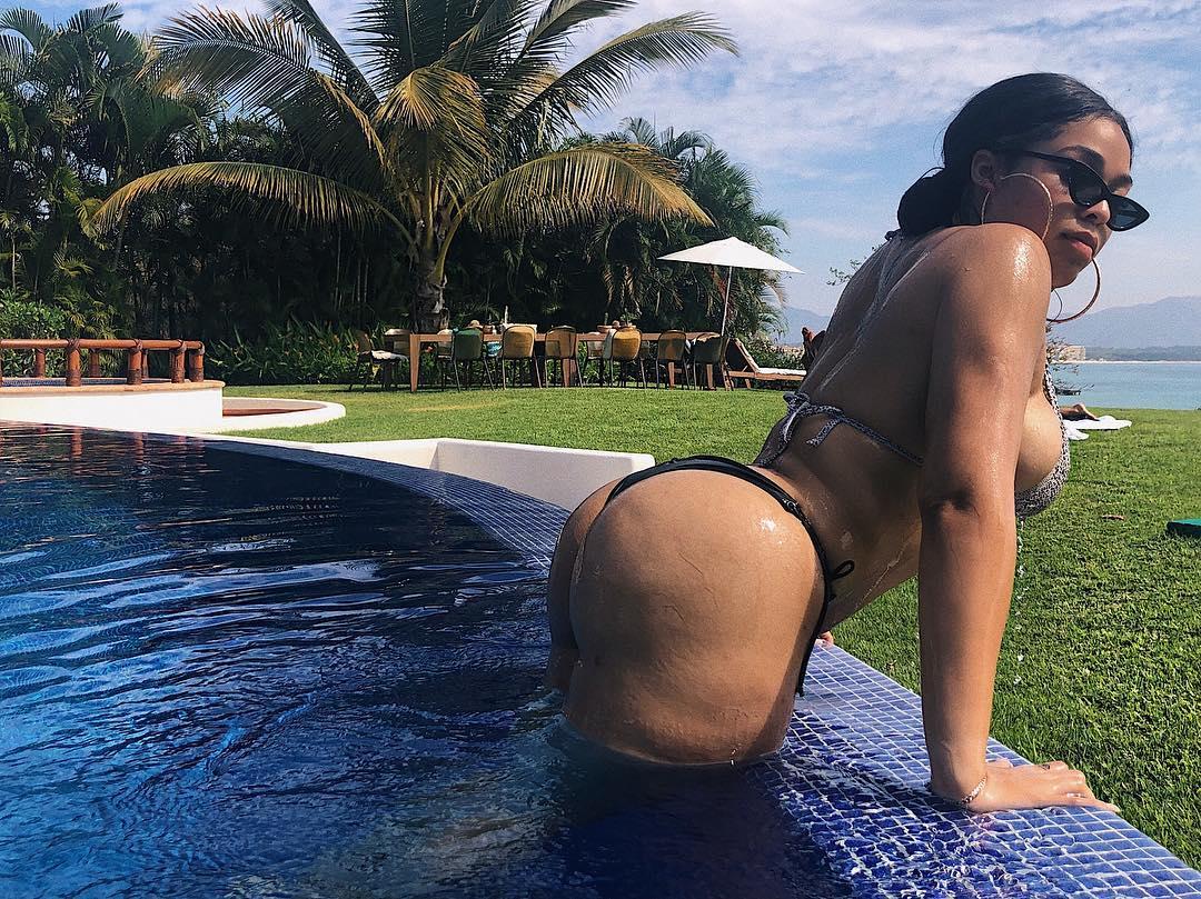 Jordyn Woods, a nova inimiga do clã Kardashian