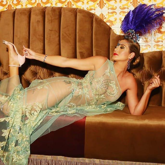 Lívia Andrade, a musa do Carnaval brasileiro que não perde tempo com haters