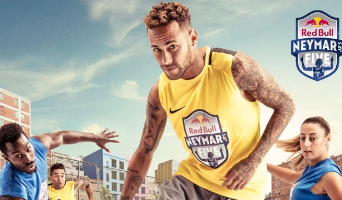 Red Bull Neymar Jr's Five. O maior torneio do mundo de futebol de cinco já arrancou em Portugal