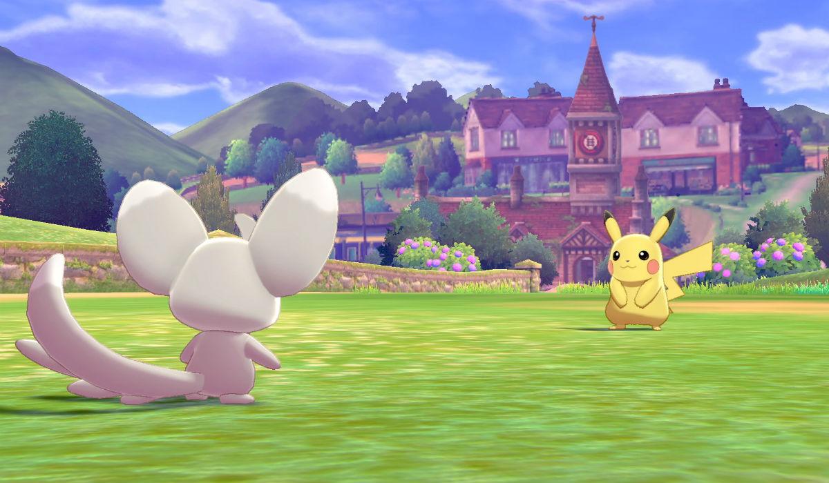 Novas aventuras Pokémon chegam à Nintendo Switch