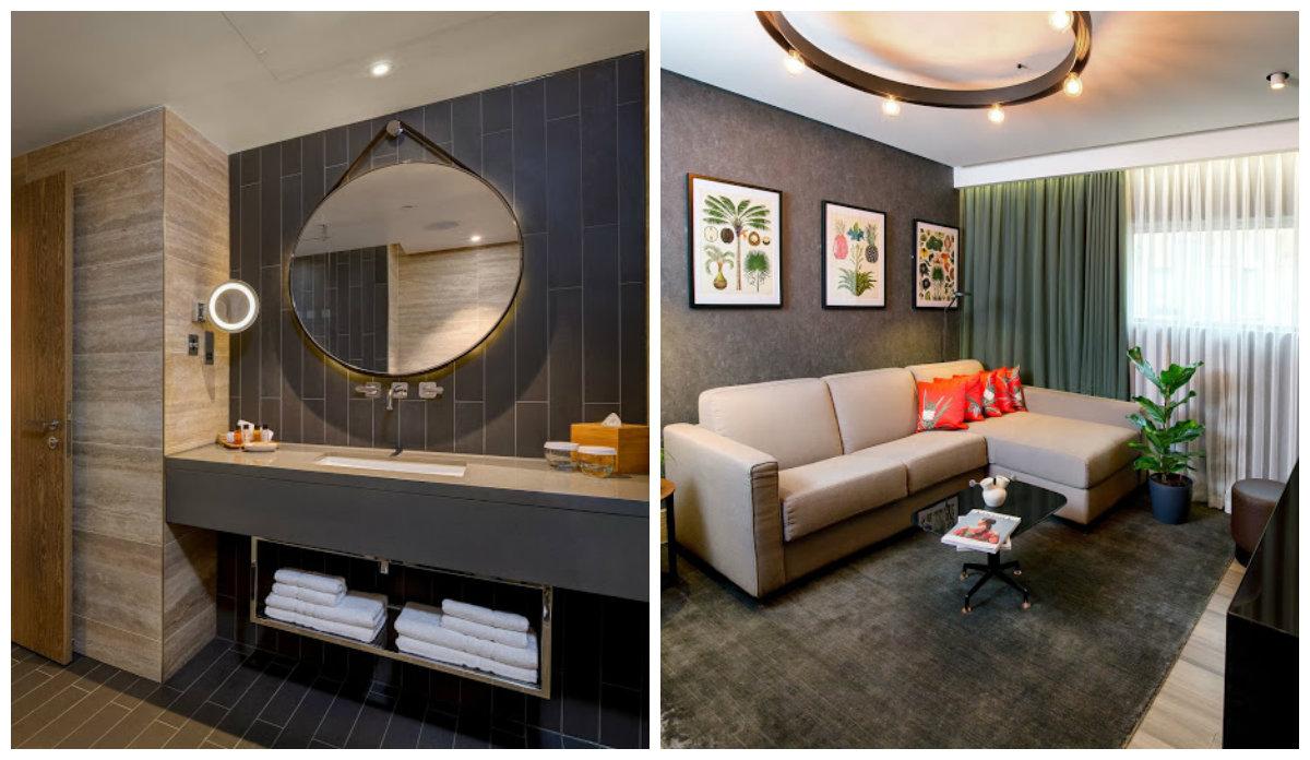 Hilton Bankside, o hotel que tem a primeira suite vegan do mundo