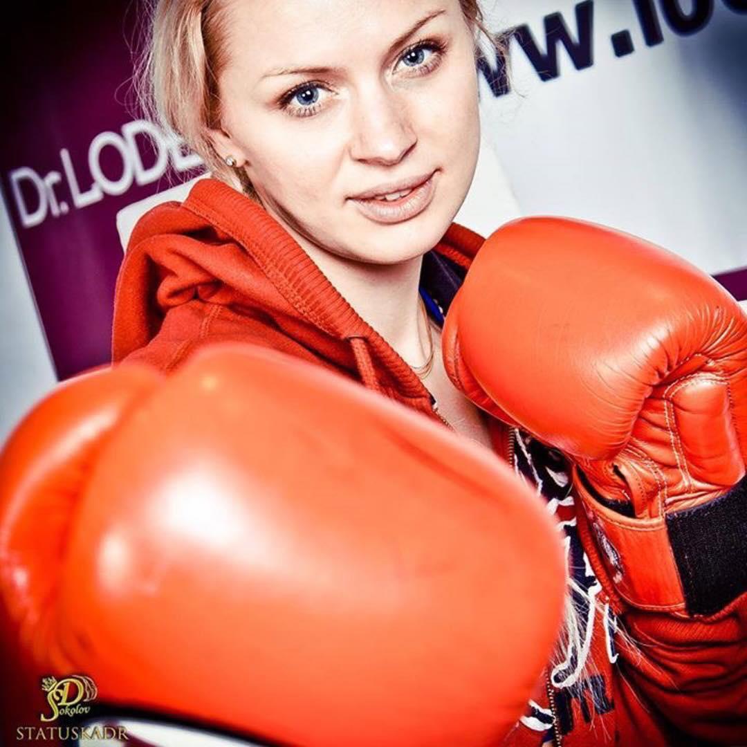 Svetlana Kulakova, a pugilista que combate a reforma com ousadia