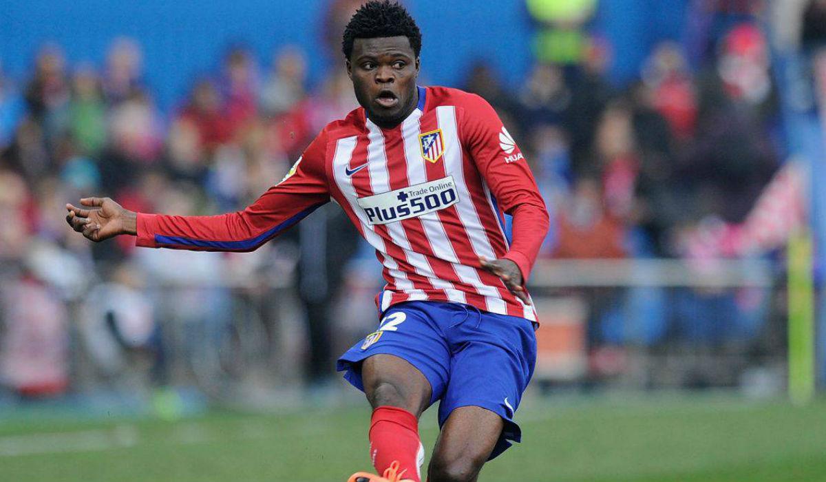 Thomas Partey, o médio do Atlético de Madrid que teve de fugir de casa em busca do sonho