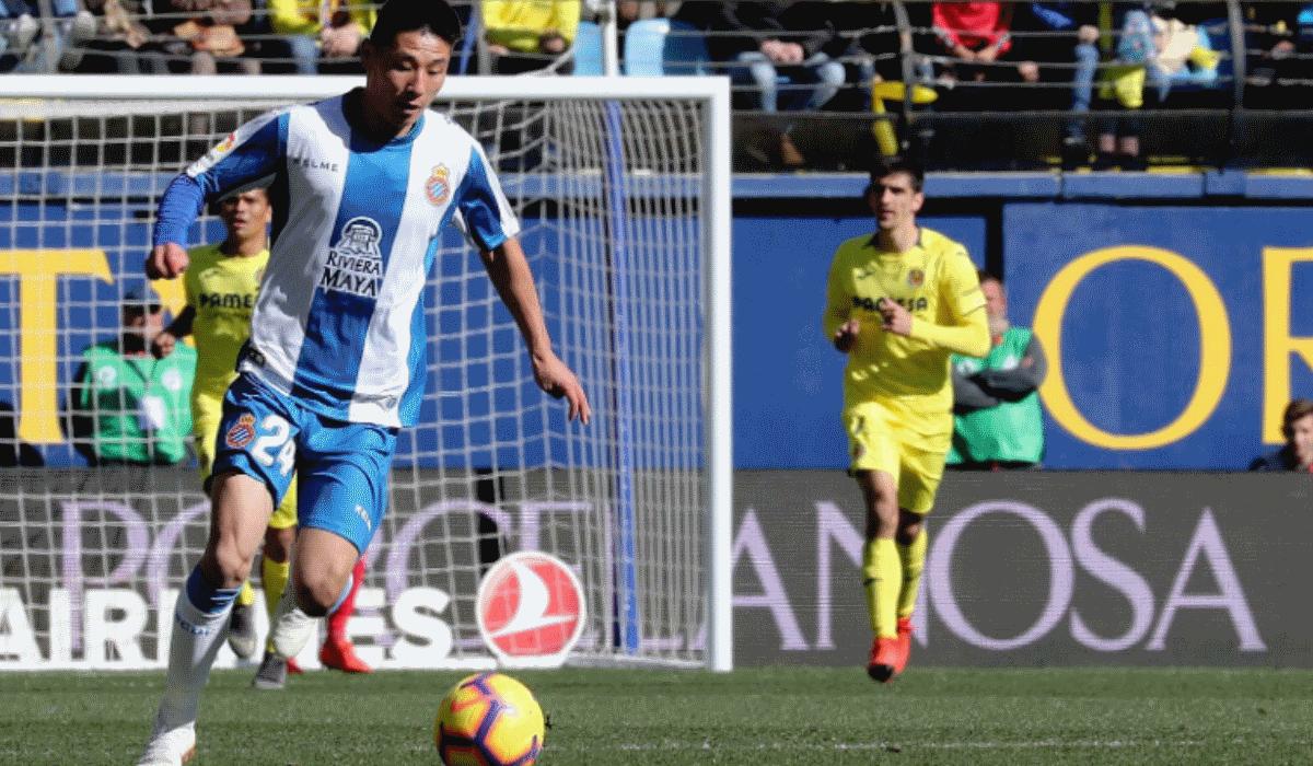 Wu Lei, a estrela desconhecida do campeonato espanhol a quem chamam Messi chinês