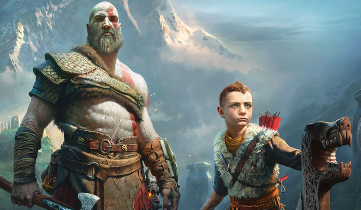 """God of War"" voltou a ser distinguido como jogo do ano"