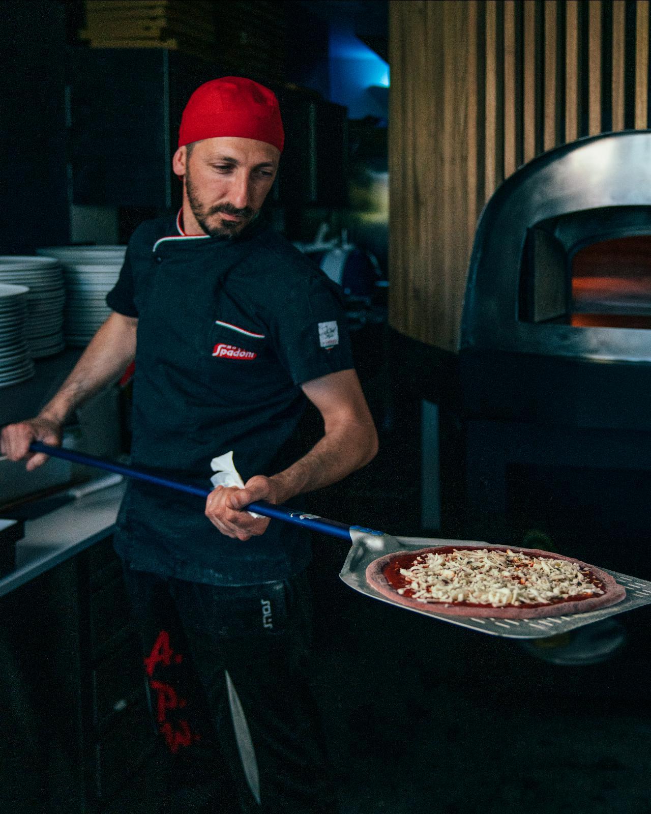 Pizzas de Chakall chegam ao Parque das Nações