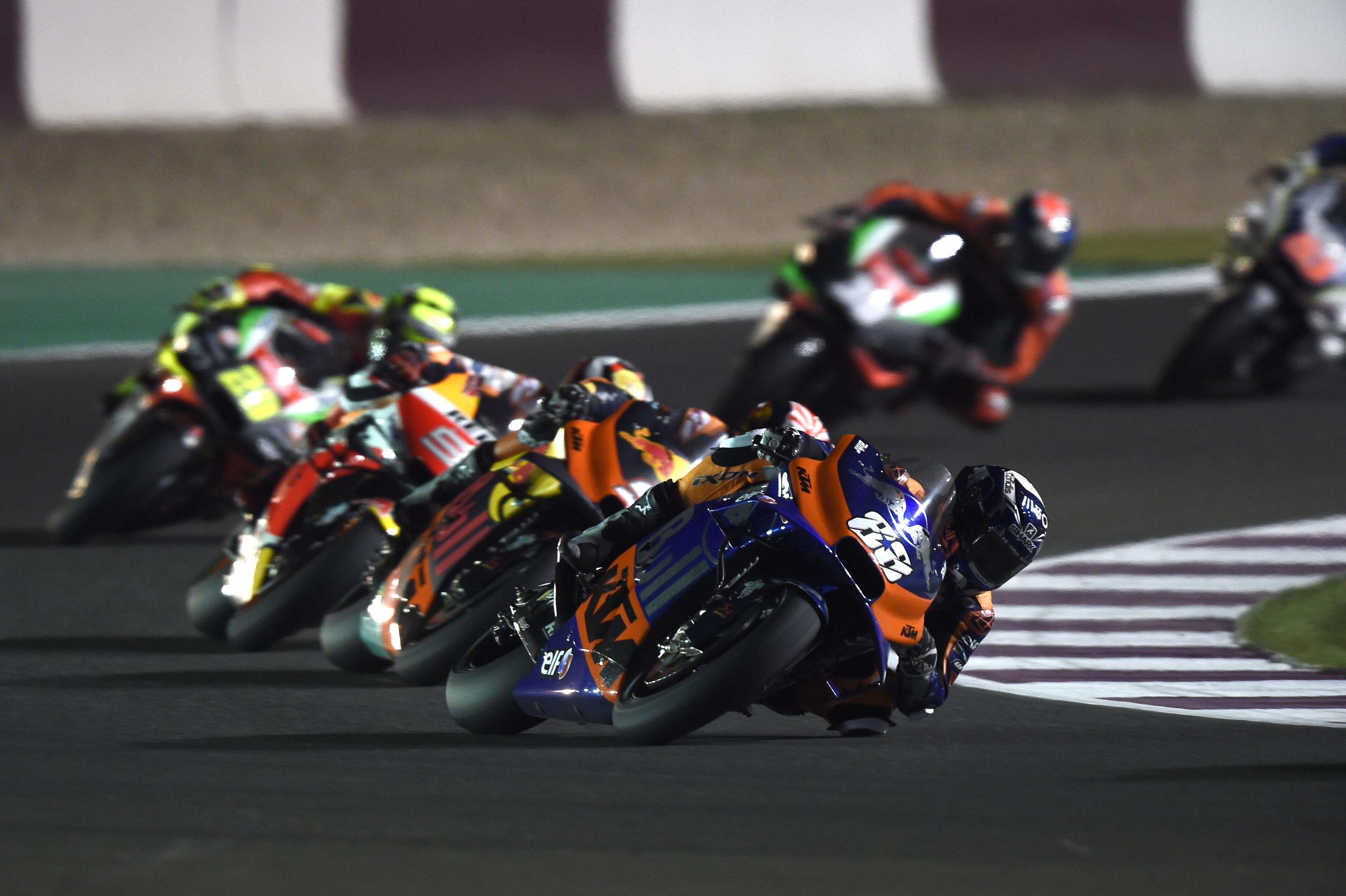 """Miguel Oliveira: """"Estou no MotoGP para ser campeão do mundo"""""""