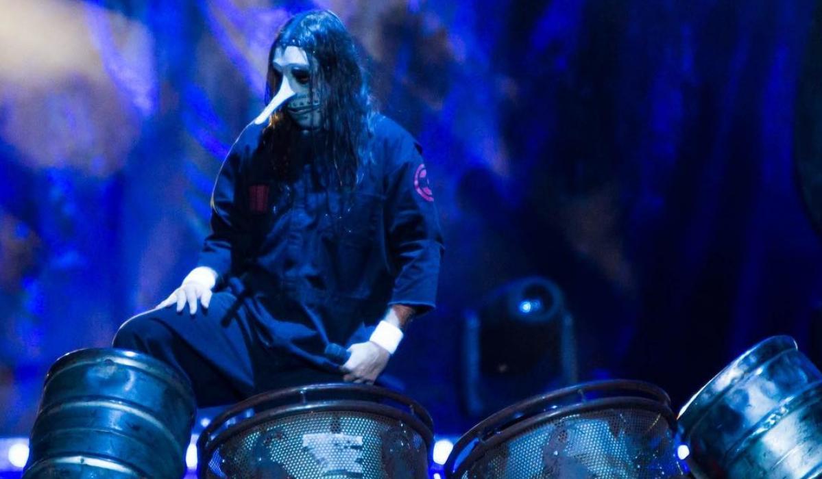 Slipknot expulsa elemento da banda depois de este processar colegas