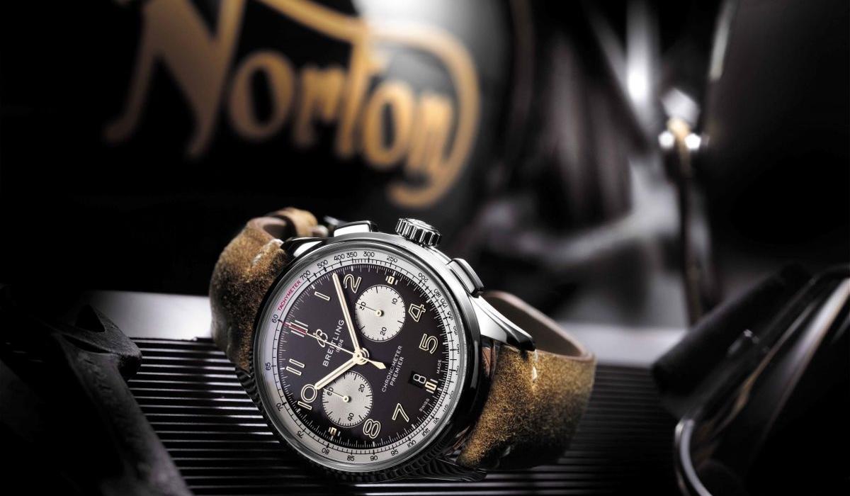 """Breitling e o relógio que junta luxo com sentimento """"Born To Be Wild"""""""
