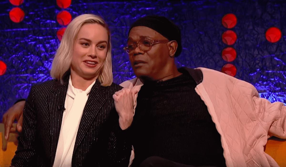 Brie Larson e Samuel L. Jackson também querem um Óscar para Melhor Canção