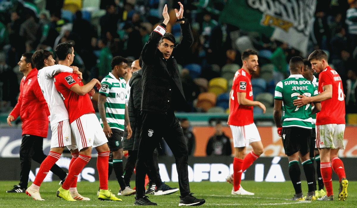 7 motivos que explicam o sucesso de Bruno Lage no Benfica