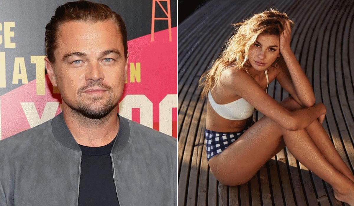 Leonardo DiCaprio não namora com mulheres com mais de 25 anos