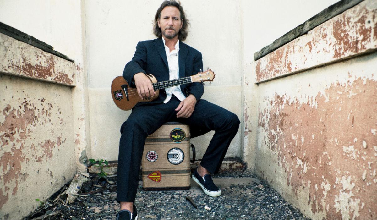 Eddie Vedder anuncia digressão europeia e vai passar por Lisboa