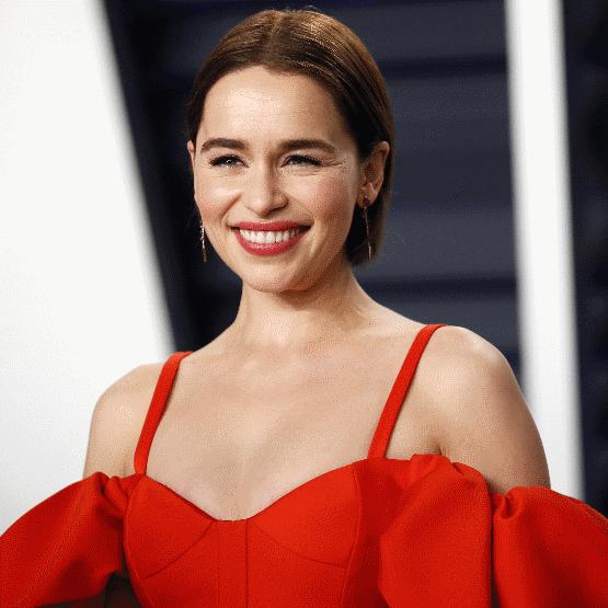 """Emilia Clarke confessa ter sofrido dois aneurismas durante gravações de """"A Guerra dos Tronos"""""""