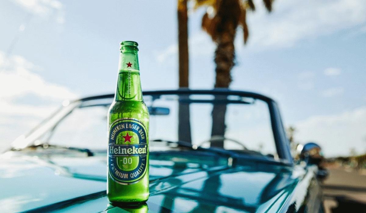 0.0, a nova cerveja premium da Heineken