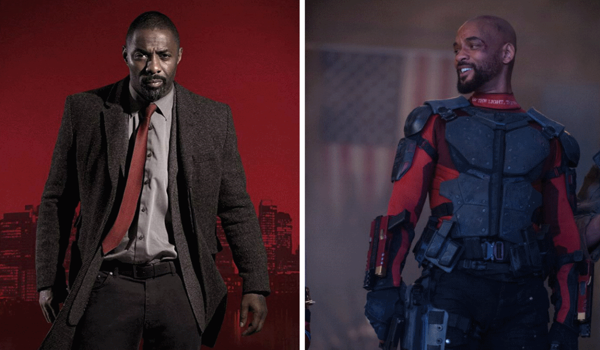 """Idris Elba substitui Will Smith no papel de Deadshot em """"Esquadrão Suicida 2"""""""