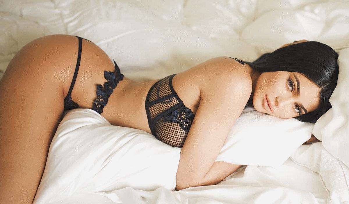 Kylie Jenner, a multimilionária mais jovem de sempre vale 900 milhões de euros