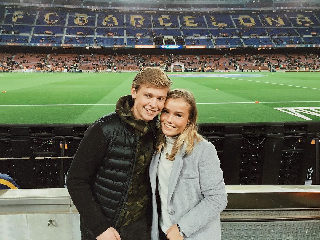 Ajax de Frenkie de Jong faz história em Madrid, mas o destaque vai para Mikky Kiemeney