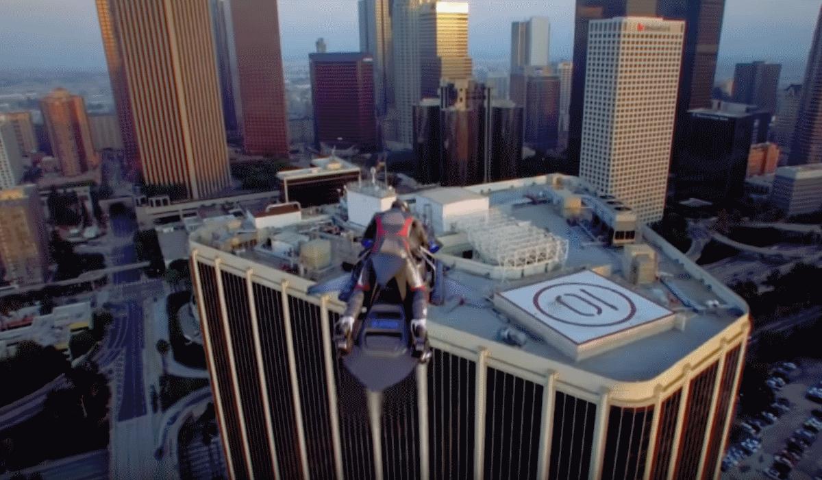 Mota voadora deixa de ser coisa de filmes de ficção científica para ser uma realidade