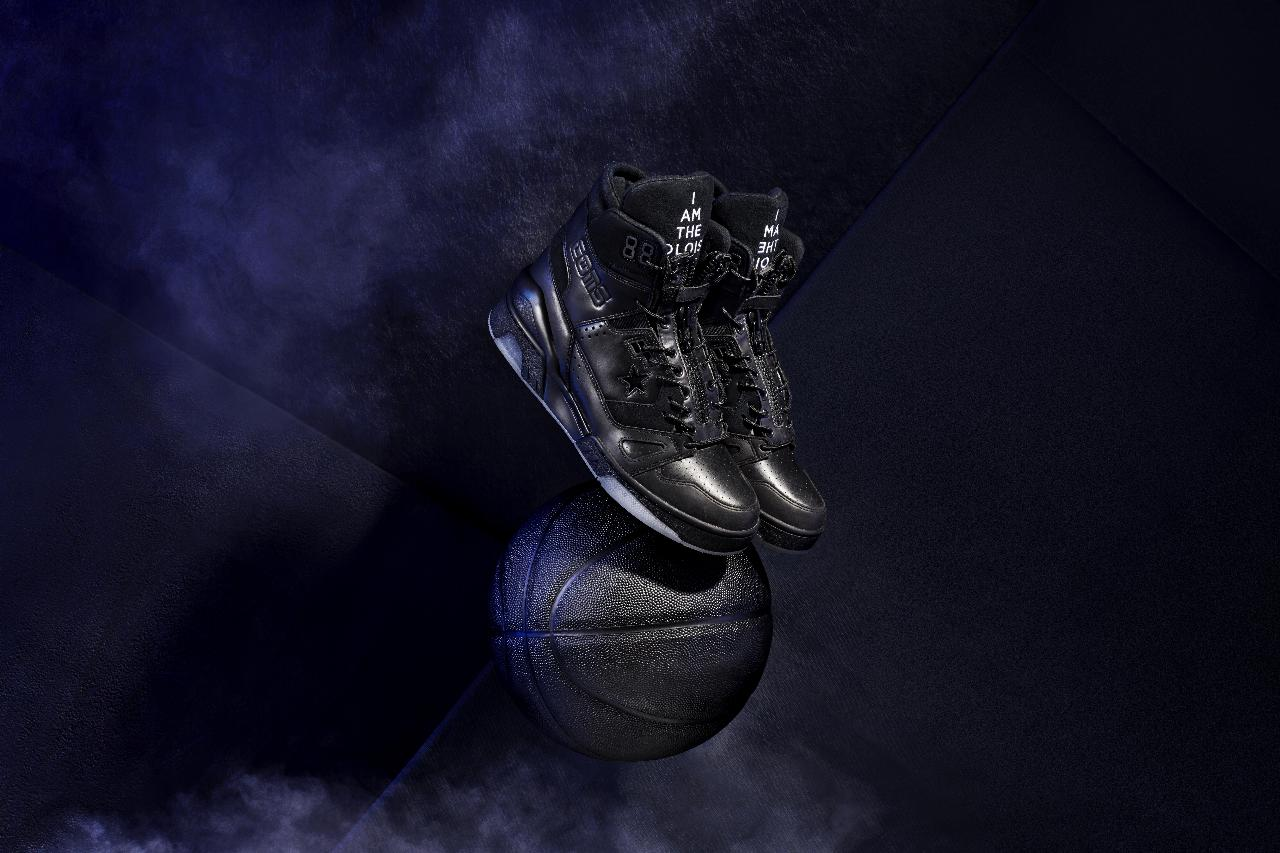 ERX 260, os ténis da Converse que misturam basquetebol, rock e workwear