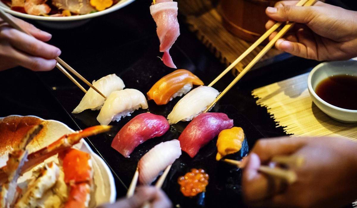 Comer sushi pode colocar em sério risco a sua saúde