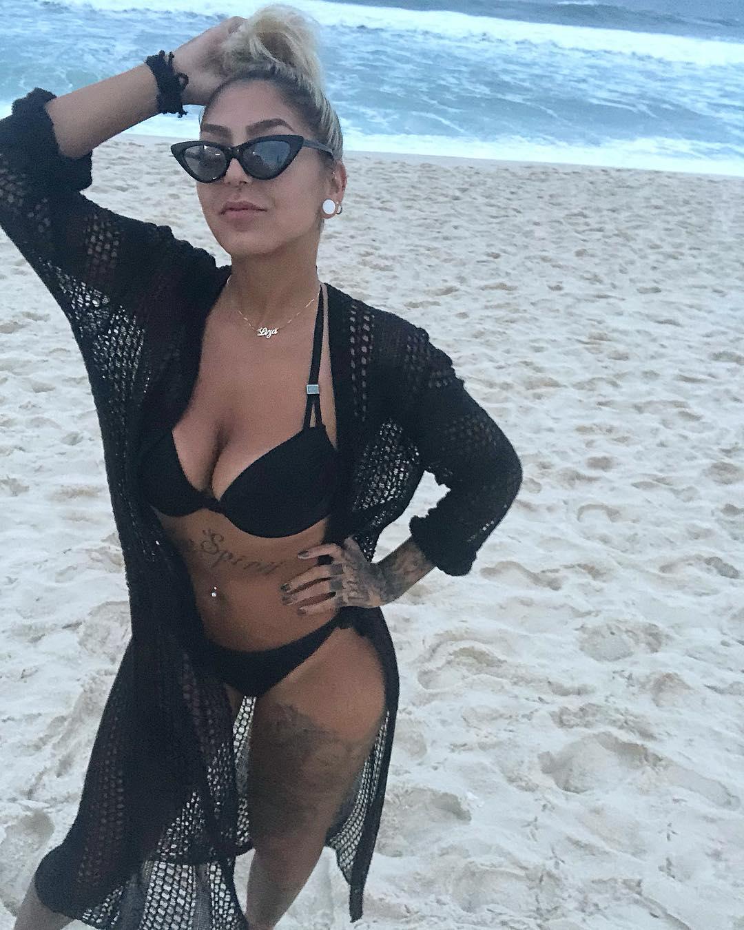 Liza Brito, a professora que terá dado uma aula muito quente a Neymar