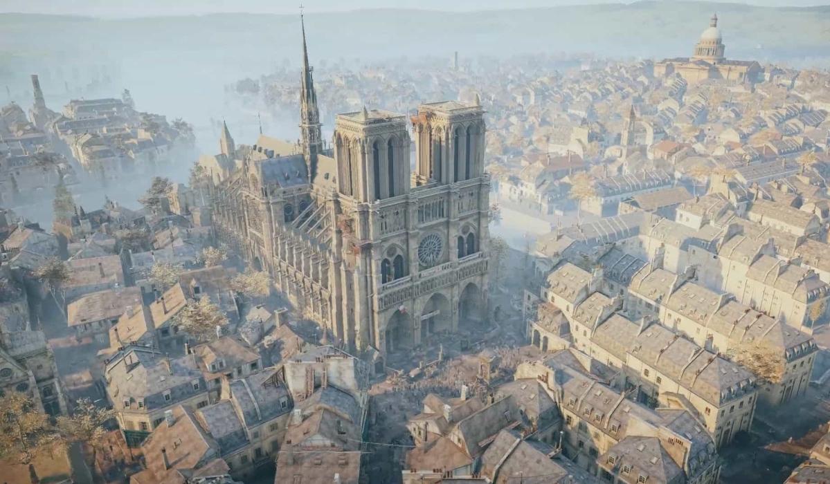 Catedral de Notre-Dame pode ser reconstruída com ajuda de videojogo