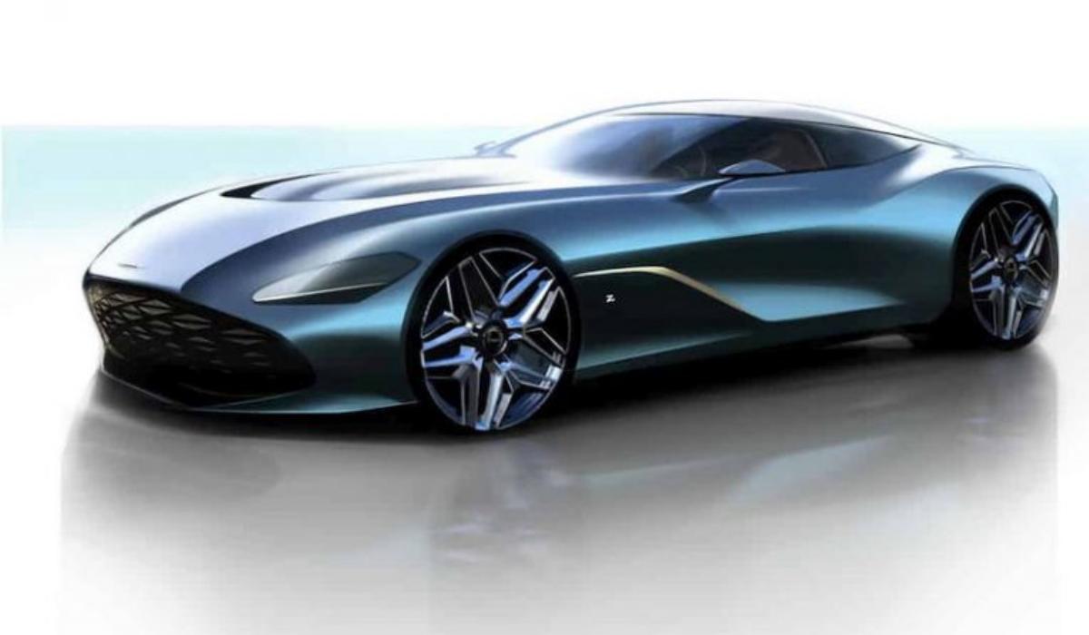 Aston Martin DBS GT Zagato, o presente de aniversário de 7 milhões de euros