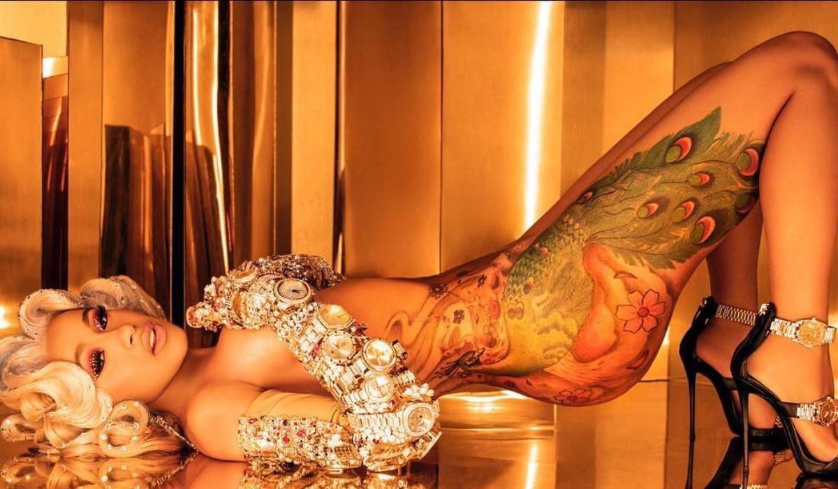 Cardi B choca fãs com vídeo íntimo