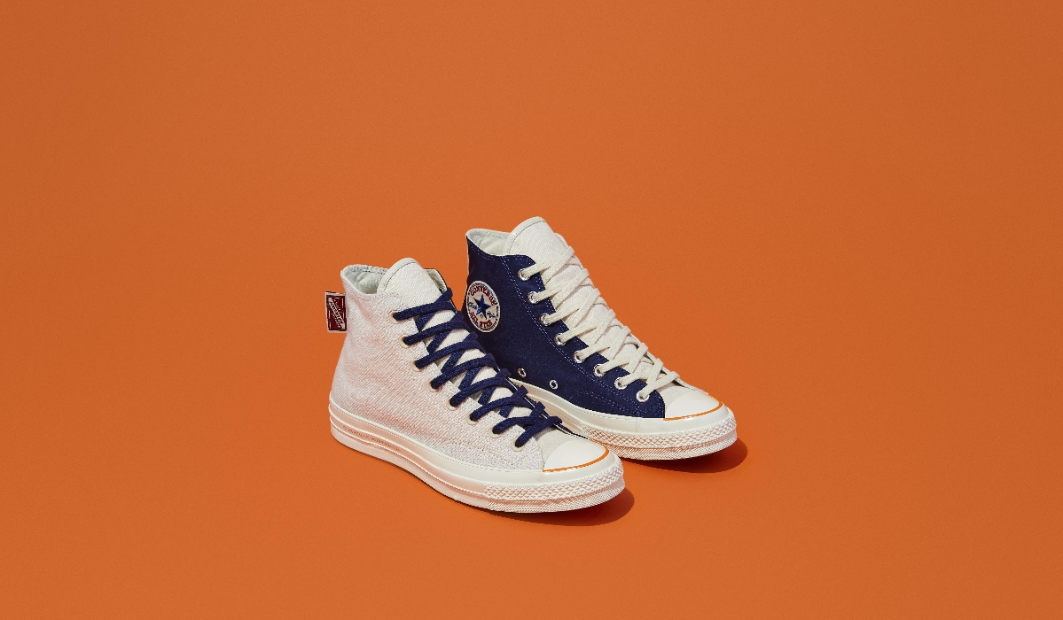 8e87c0ad753 Converse e Footpatrol reinterpretam dois clássicos do calçado