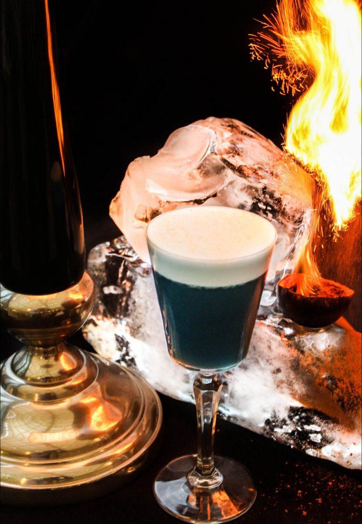 """Dragon Glass, o cocktail português inspirado em """"A Guerra dos Tronos"""""""