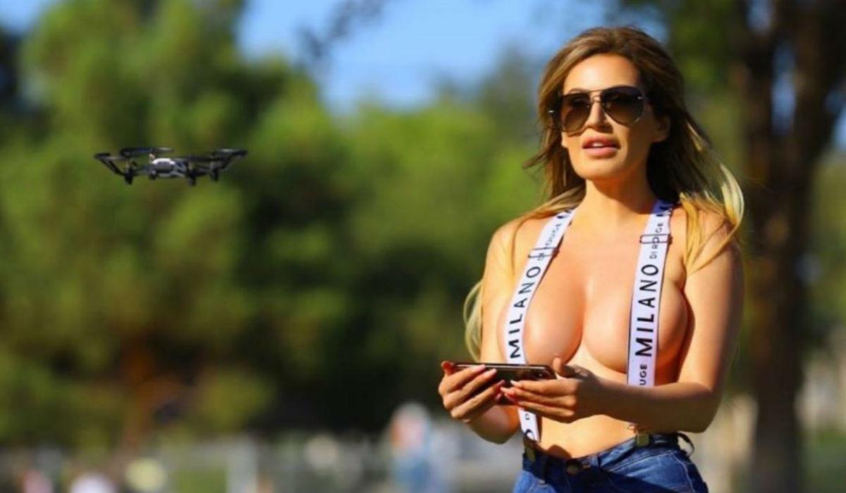 Ana Braga, a brasileira que não tem medo de voar baixinho