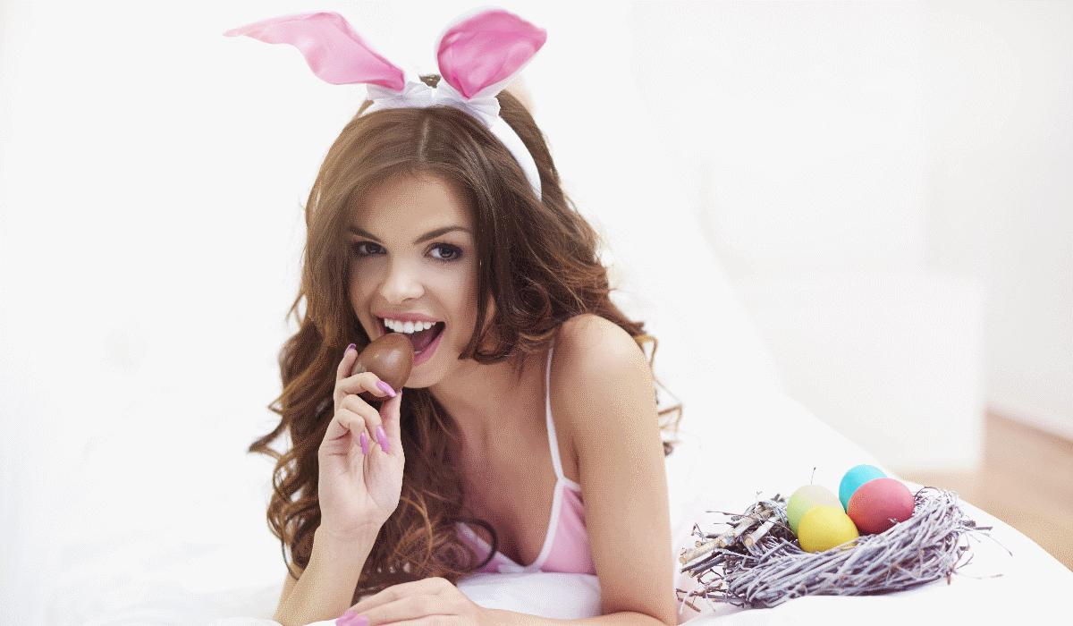 Diga adeus aos coelhinhos e ovos da Páscoa, a nova tendência são as vaginas de chocolate