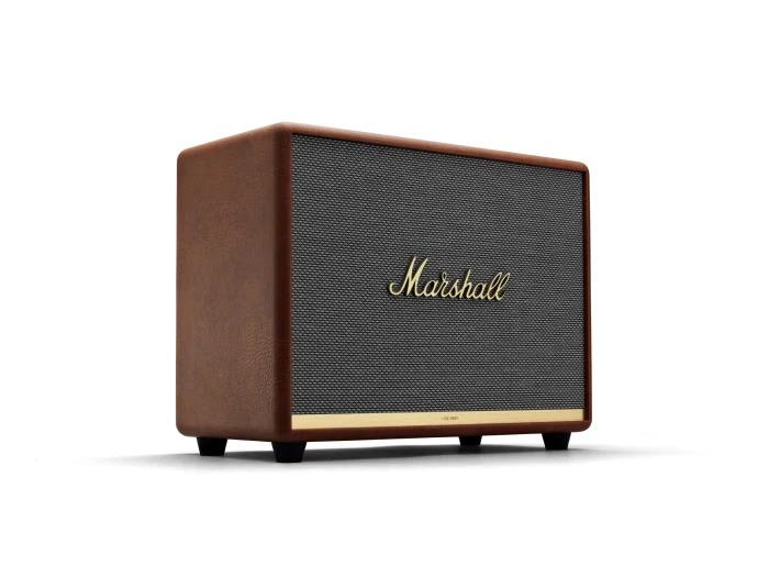 Marshall dá nova vida a colunas clássicas