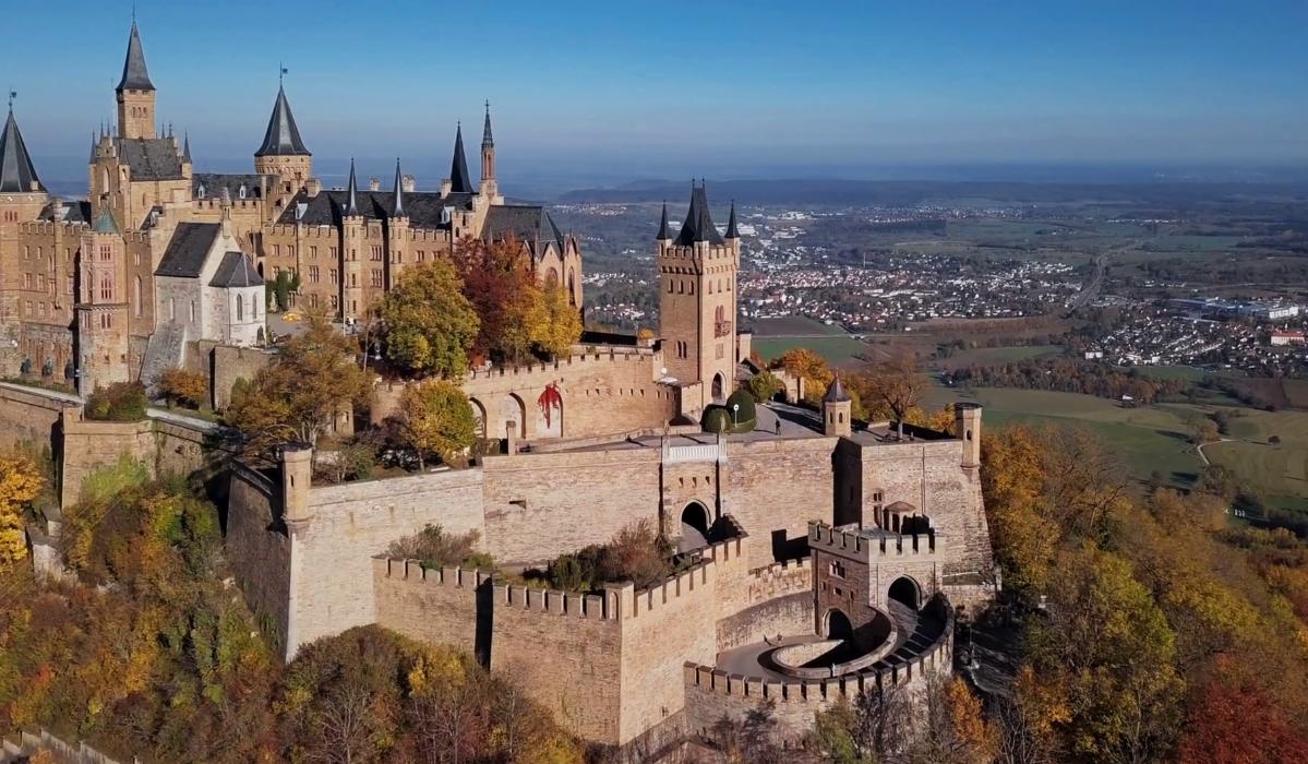 Estes são os 10 castelos mais bonitos da Europa