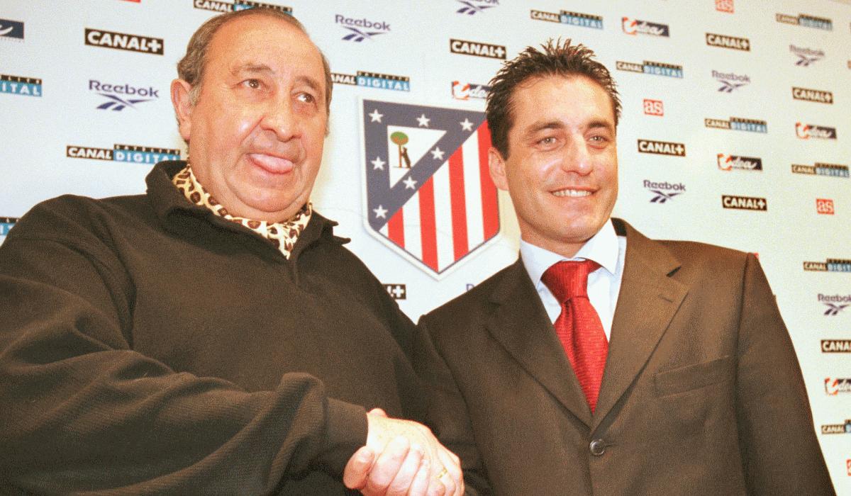 Vida de Jesús Gil y Gil, o polémico presidente do Atlético de Madrid, transformada em série da HBO