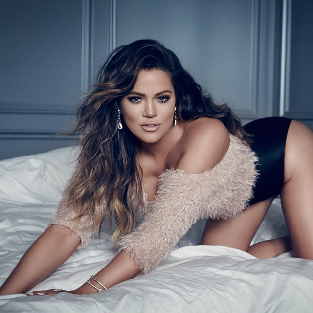 Khloé Kardashian agradecida por Kim Kardashian ter feito um filme pornográfico caseiro