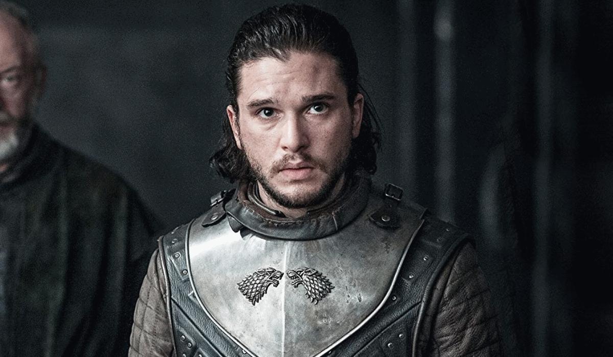 Kit Harington chora ao despir fato de Jon Snow pela última vez