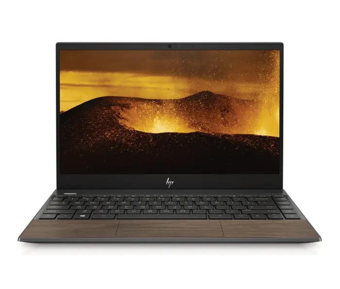 HP lança gama de computadores portáteis feitos de madeira