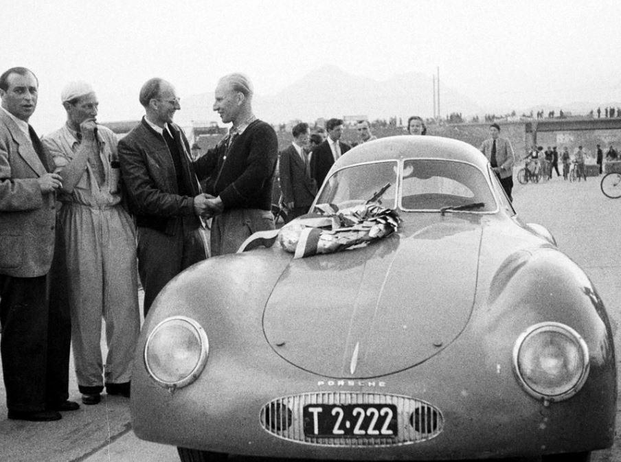 O Porsche mais antigo da história vai a leilão