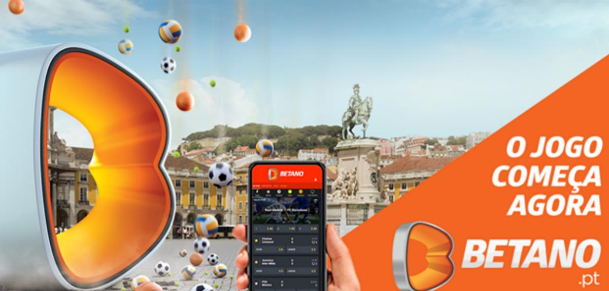 Betano é o novo site de apostas em Portugal e utiliza tecnologia de ponta