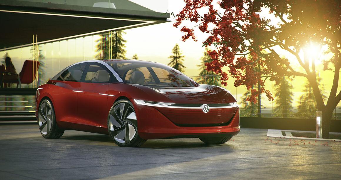 ID.3, o símbolo da revolução elétrica da Volkswagen