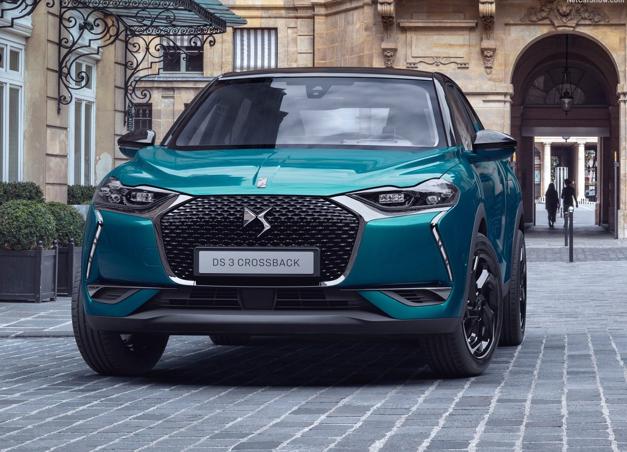 DS 3 Crossback chega a Portugal