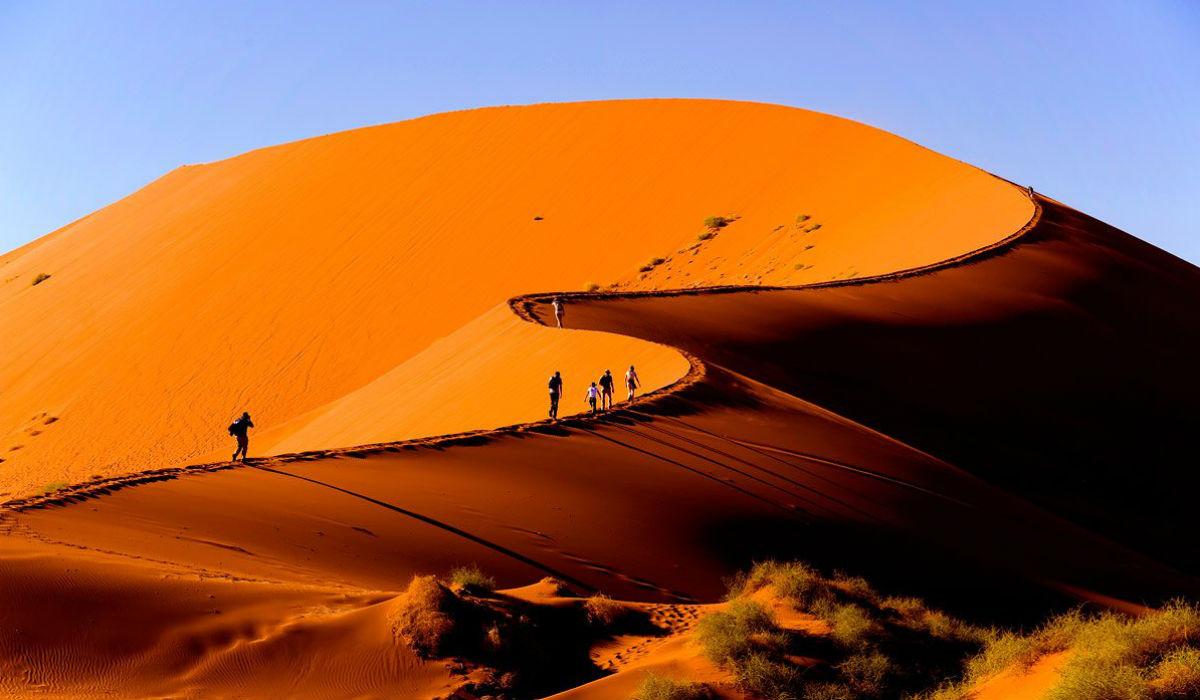 Uma viagem de sonho pela Namíbia das paisagens incríveis e aventuras no deserto
