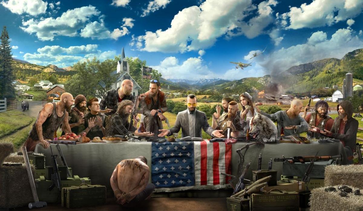 """""""Far Cry 5"""" e muitos outros jogos com descontos de até 60% na PlayStation Store"""