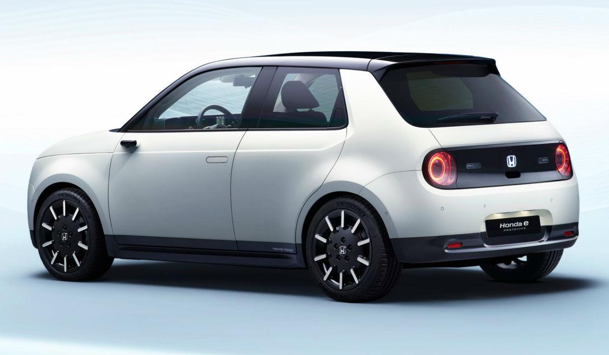 A nova aposta da Honda não precisa de espelhos retrovisores