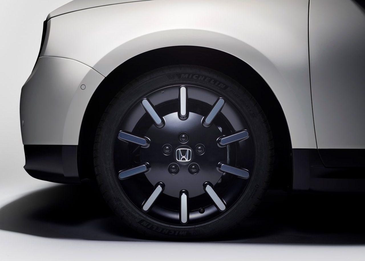 Honda e, o carro que não precisa de espelhos retrovisores