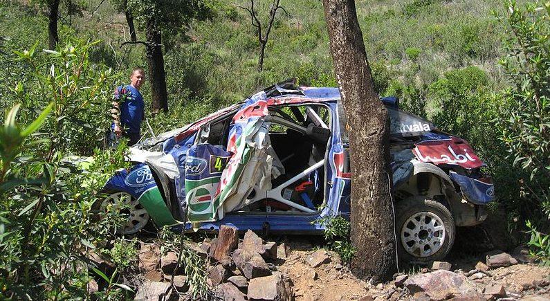 Estes são quatro dos momentos mais marcantes do Rally de Portugal