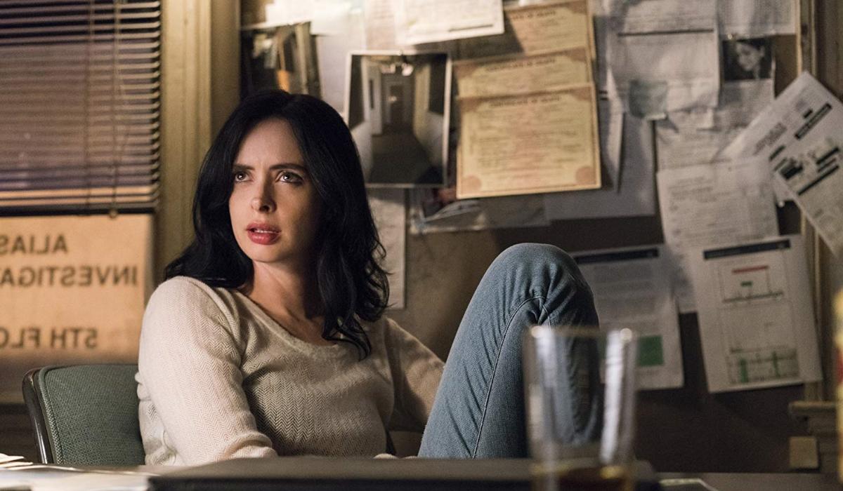Jessica Jones despede-se da Netflix em junho