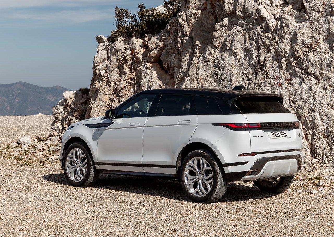 Range Rover Evoque, um Velar em ponto pequeno